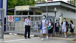 Singapore rúng động: Thiếu niên mua riều Online chém chết bạn học 13 tuổi tại trường