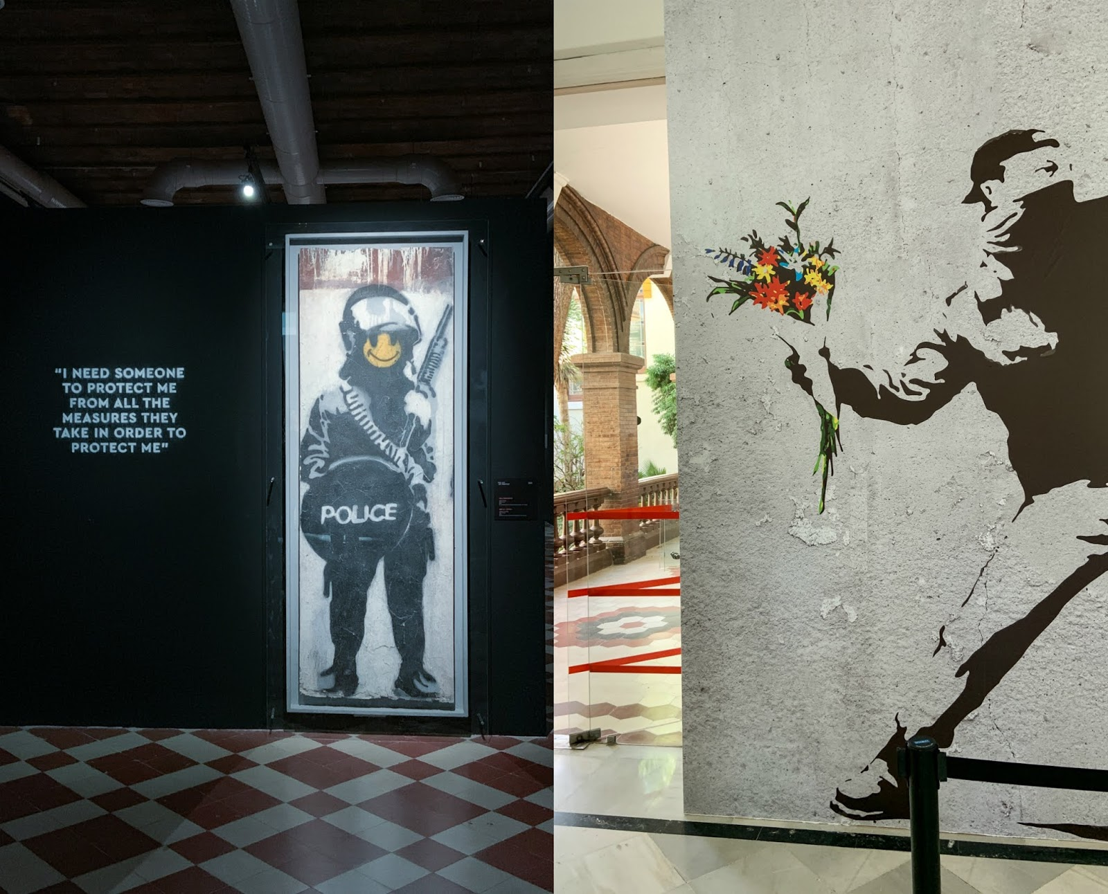 Banksy in Malaga