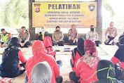 Percontohan Pertama Kali di Pandeglang, Kadujogja Carita Sebagai Kampung Siaga dan Tangguh Nusantara