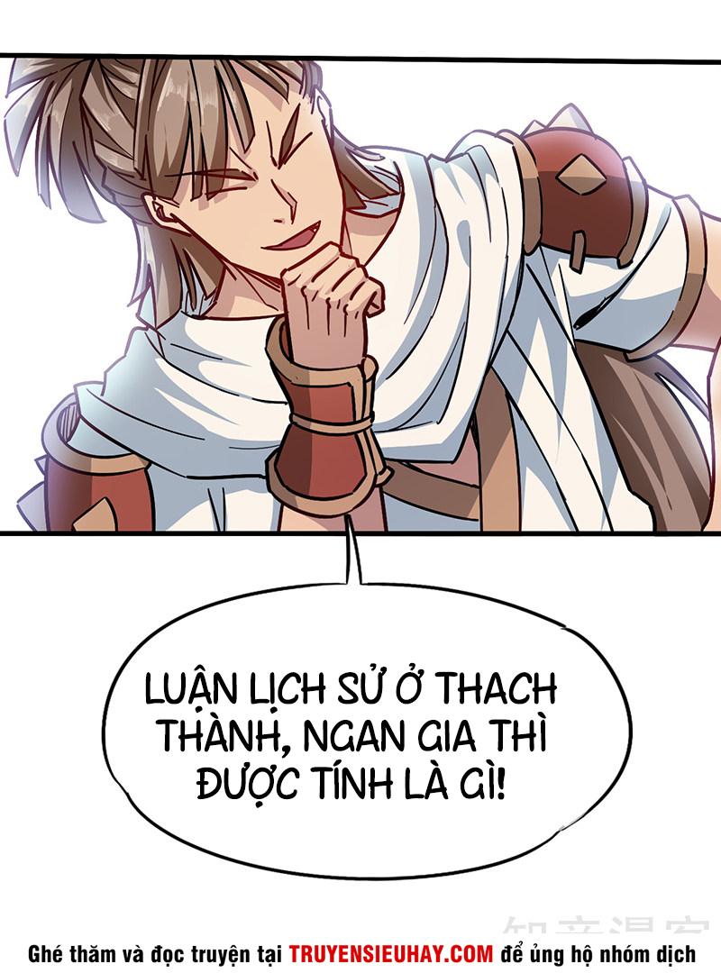 Võ Thần Thiên Hạ chap 98 - Trang 11