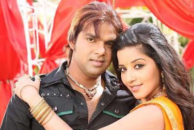 pawan singh and monalisa movies list