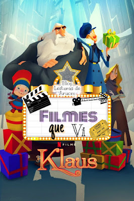 FILME: Klaus Netflix