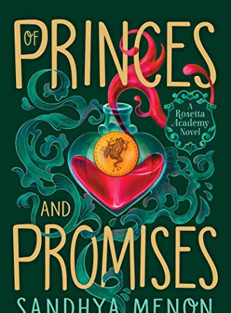 [Review] Of Princes and Promises - Sandhya Menom