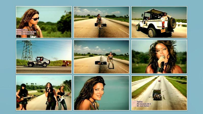 Celine - ¨No necesito de Ti¨ - Videoclip - Dirección: Joel Guilian. Portal Del Vídeo Clip Cubano