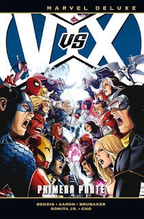 VvX: Los Vengadores Vs. La Patrulla-X 1
