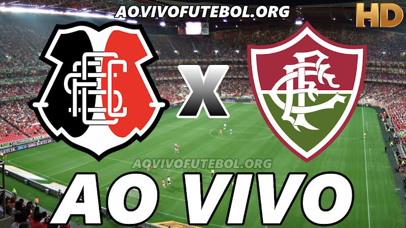 Santa Cruz x Fluminense Ao Vivo Hoje em HD
