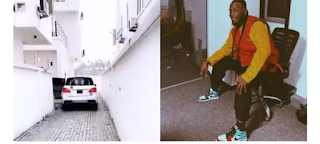 """This House Is Set Up"" – Peruzzi Cries Out Days After Buying His Mansion Over Expenses"