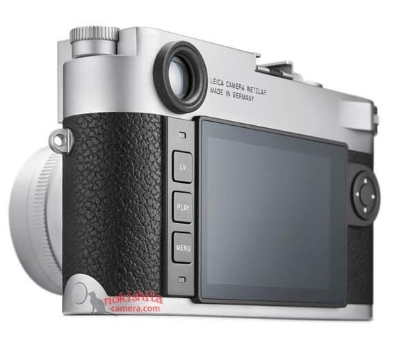 Leica M10, серебристый цвет