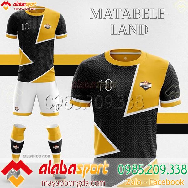 Áo bóng đá tự thiết kế độc đáo