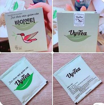 Có nên sử dụng trà giảm cân Vy Tea không?