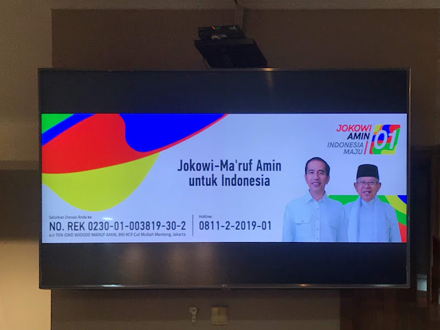Soal Sumbangan Golfer untuk Jokowi-Ma'ruf, Aktivis: Mana Ada Rakyat Jelata Bisa Main Golf