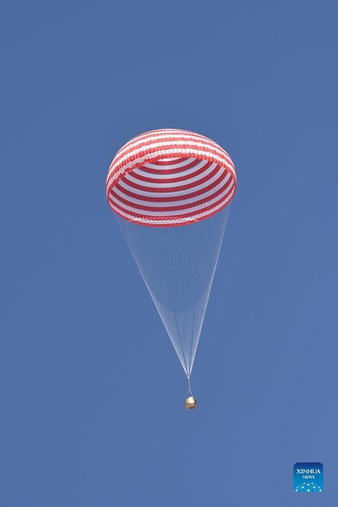 Shenzhou-12, conclusa la prima missione Cinese di lunga durata sulla stazione spaziale Tiangong, il video del rientro sulla Terra!