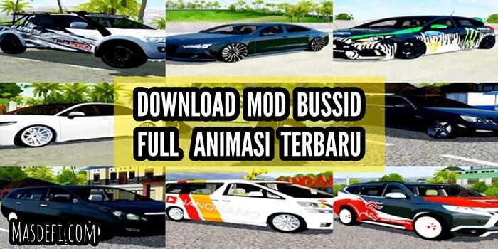 Download Mod Bussid Mobil Full Anim Terbaru