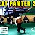 Pembukaan PSHT CUP II dan DIKLAT PAMTER Cabang Lampung Barat Tahun 2020
