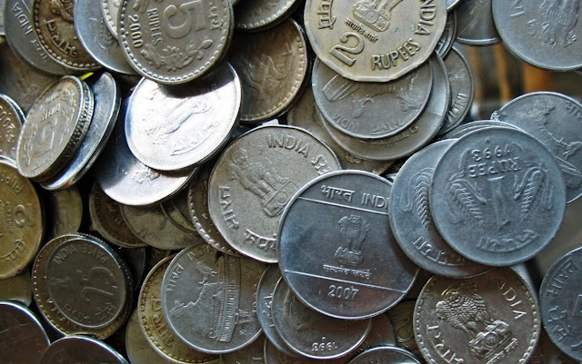 the complete history of Indian coins