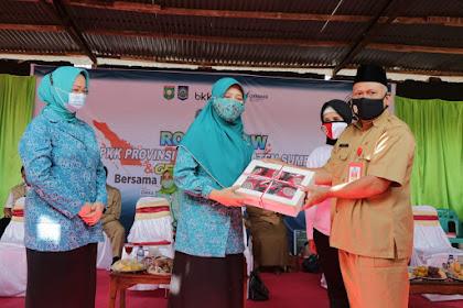 Gebrak Masker Terus Berlanjut ke Kabupaten Sumbawa