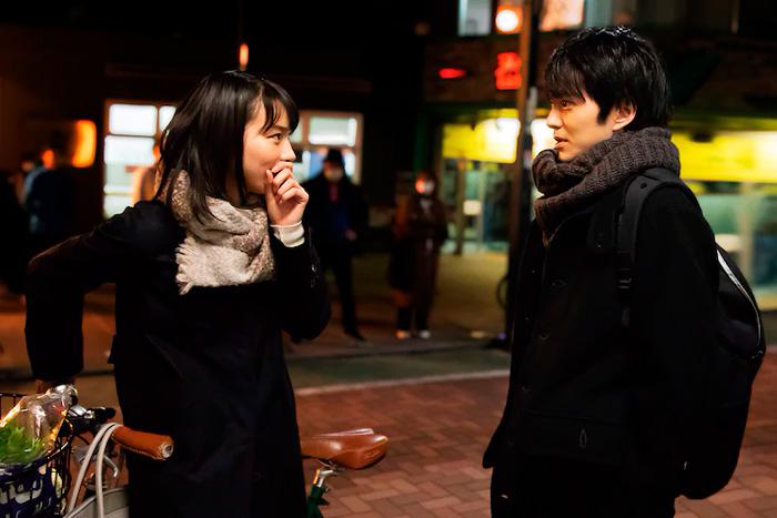 Watashi o Kuitomete (Hold Me Back) film - Akiko Ohku