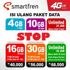Cara Berhenti Berlangganan Paket Smartfren Unreg Semua Layanan Paket Internet