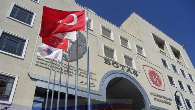BOTAŞ 186 kişilik personel alım ilanı