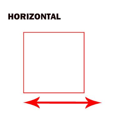Garis Horizontal