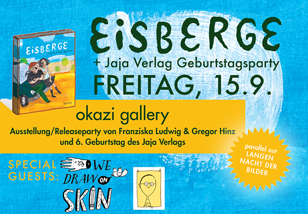 Jaja Verlag Eisberge Geburtstagfeiern