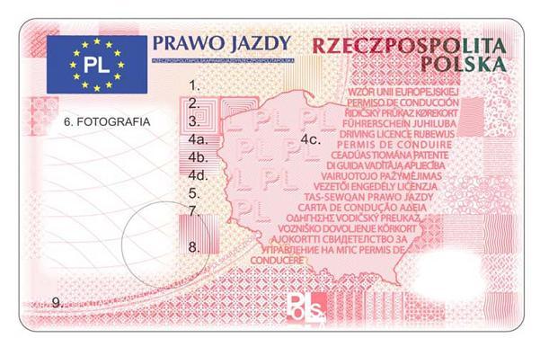 Wymiana polskiego prawa jazdy na szwedzkie
