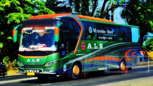 bus antar lintas sumatera als