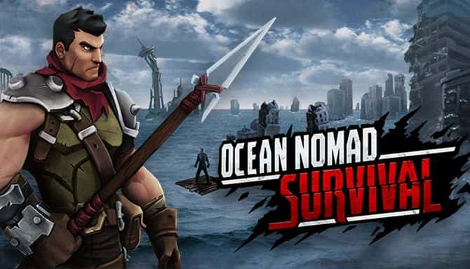 OCEAN NOMAD SURVIVAL ON RAFT GAME-DARKSIDERS