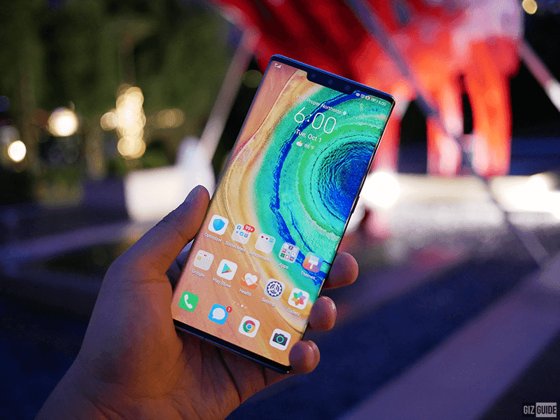 Installing Google Play on Huawei Mate 30 phones is easy, here's how:
