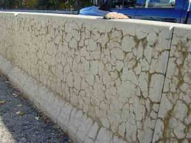 Self healing concrete and its properties