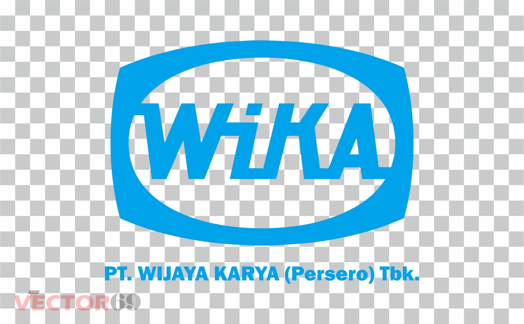 WIKA (Wijaya Karya) Logo - Download Vector File PNG (Portable Network Graphics)