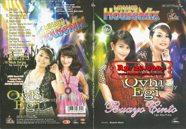 Ovhi Firsty & Egi - Buayo Cinto (Album Minang Housemix)