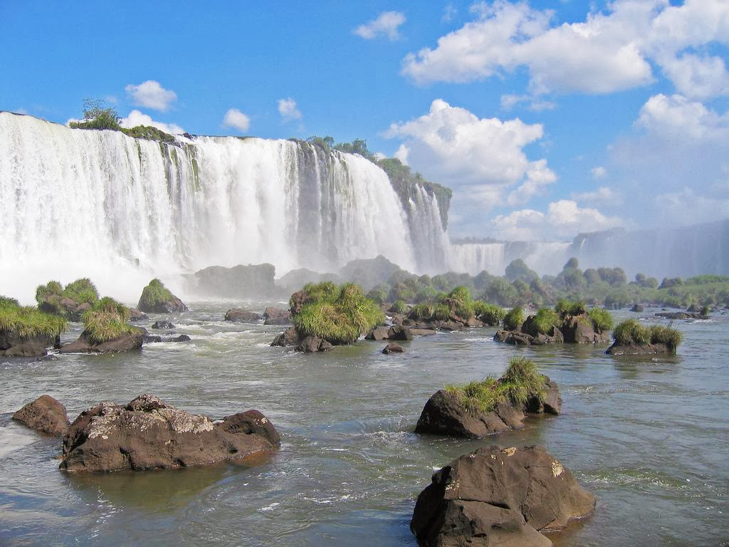 Iguazu Falls Brazil Wallpaper Iguazu Falls Best Wallpaper Views