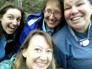 Trail Dames