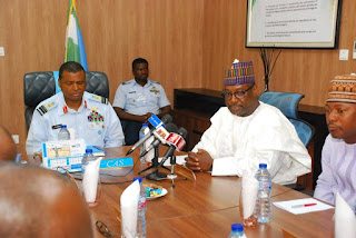 NIGER STATE GOVERNMENT SEEKS SUPPORT OF THE NIGERIAN AIR FORCE TO TACKLE BANDITRY ATTACKS IN THE STATE
