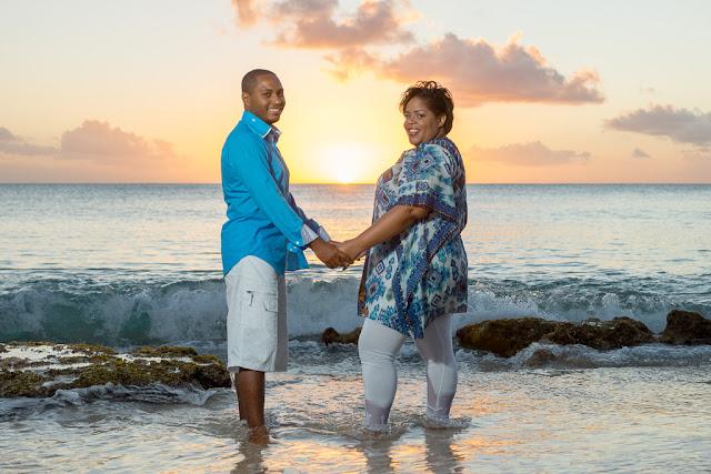 mariage-Guadeloupe-Port Louis-coucher de soleil