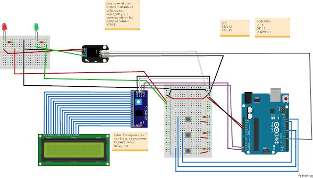 Arduino con pantalla