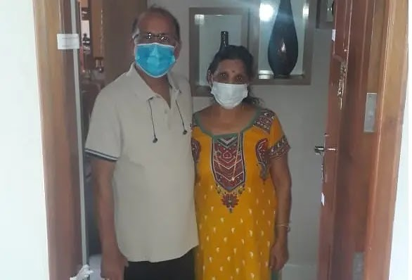 Kovid in Thrissur locked doctor's family flat on suspicion of 19 sickness,www.thekeralatimes.com