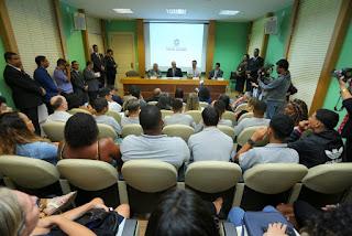Governo do Estado e Federação de Futebol do Rio de Janeiro firmam convênio