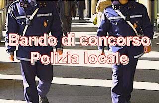 adessolavoro.com - Concorso per lavoro nella polizia locale