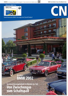 50 Jahre BMW 2002 in CN BMW Mobile Classic 03/2018