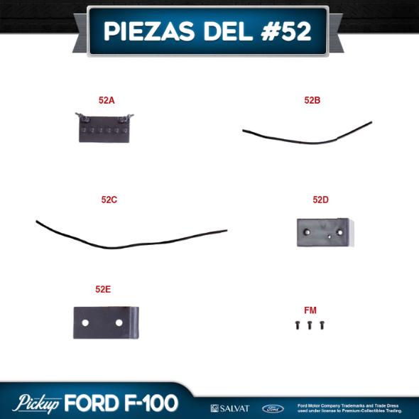 Entrega 52 Ford F-100