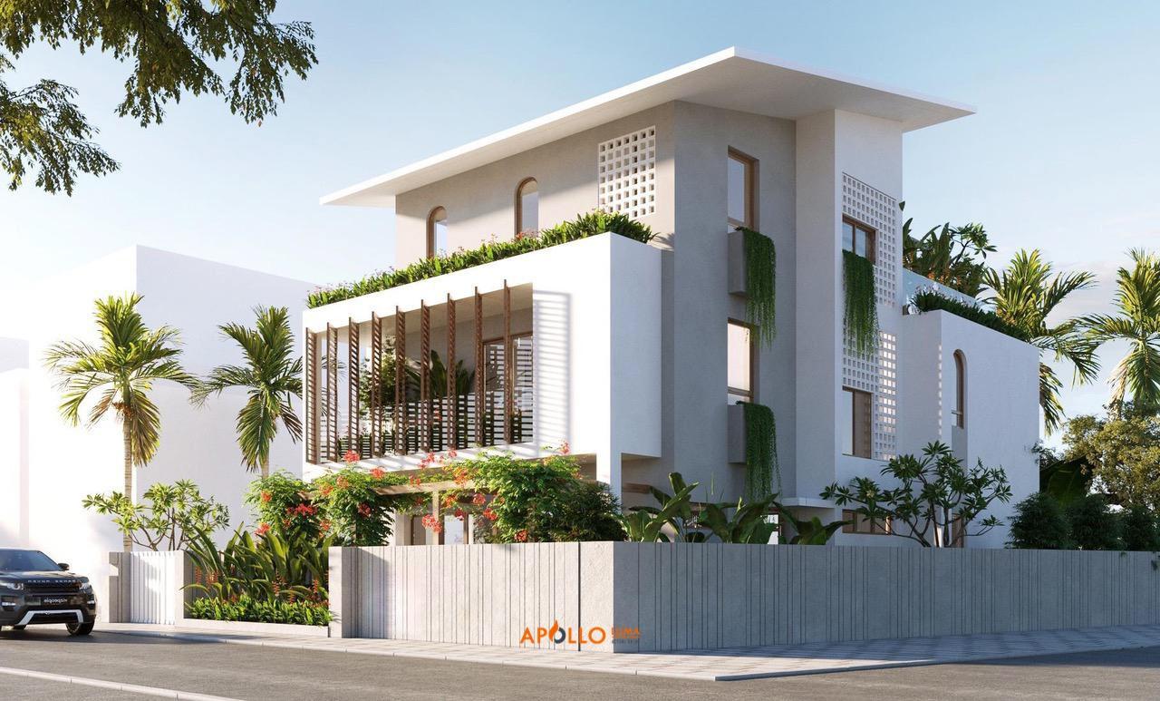Tại sao nên thiết kế nhà đẹp theo kiến trúc phong thủy?