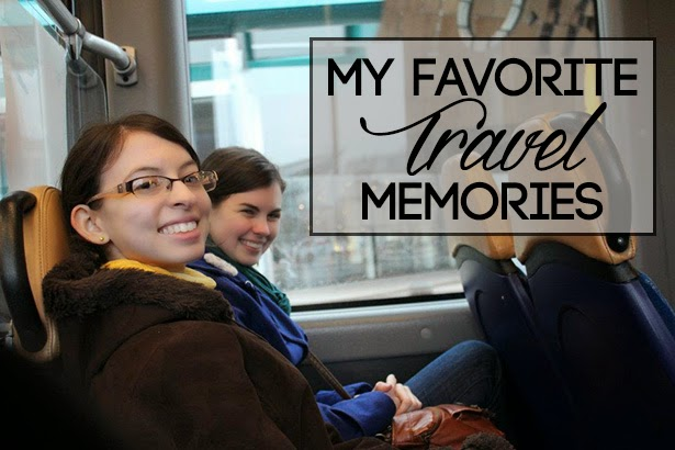 My favorite travel memories