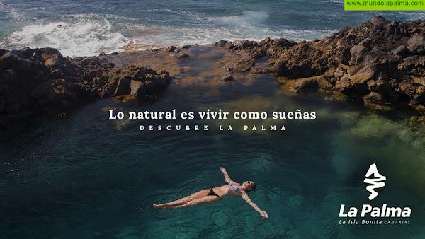 'Lo natural es vivir como sueñas', nueva campaña de turismo de la isla La Palma