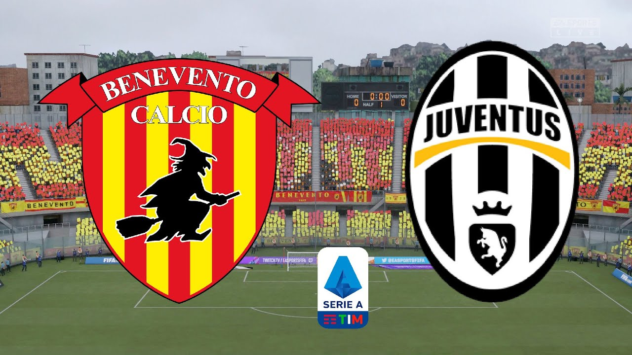 Juventus vs Benevento live Stream, Prediction And Many More...