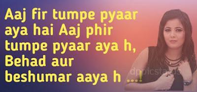Whatsapp Status In Hindi,  Whatsapp Status In Hindi Love