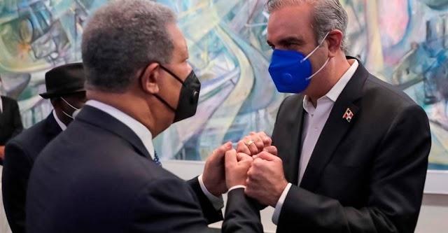 """Para Luis Abinader cumplir la promesa de desmantelar la mafia del """"PEAJE SOMBRA"""" la justicia deberá someter al ex-presidente Leonel Fernandez"""