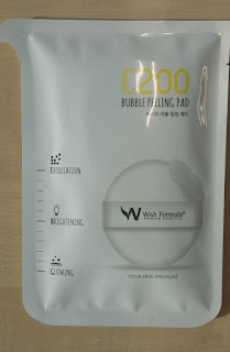 Wish Formula Bubble Peeling Pad