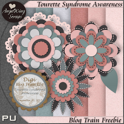 ♥  Tourette Syndrome Awareness ♥